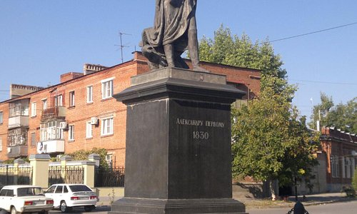 Памятник Александру I (Таганрог)