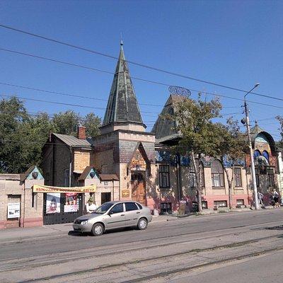 Музей градостроительства и быта, Таганрог.