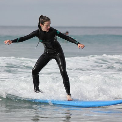 There is nothing like the felling of surfing!