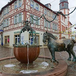 town square Alzey
