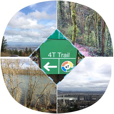 highlights of the trail