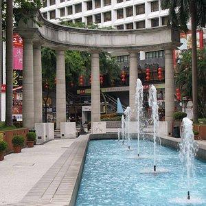 Urban Council Centenary Garden