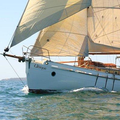 ubique of Hobart - Sail Bruny