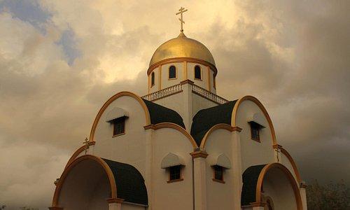 Orthodox Christian Church in Phuket