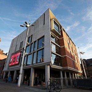 Carriageworks Theatre on Millennium Square