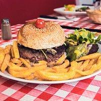 le cheeseburger