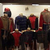 костюмы 1826-1855