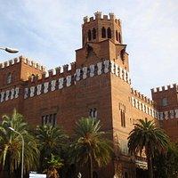 Das Castell der drei Drachen