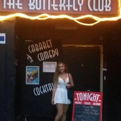 The fun,kitsch and very original Butterfly Club