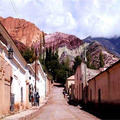 Purmamarca, Cerro de los 7 colores