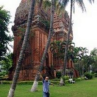 Thap Doi Twin Tower Quy Nhon