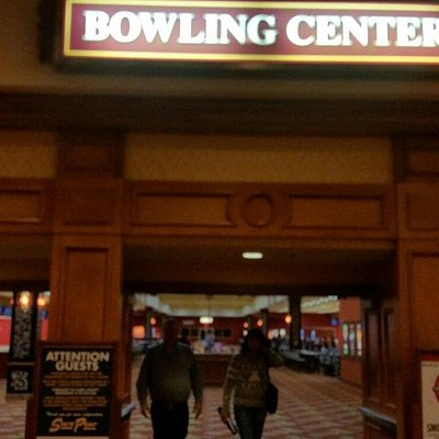The southpoint bowling center