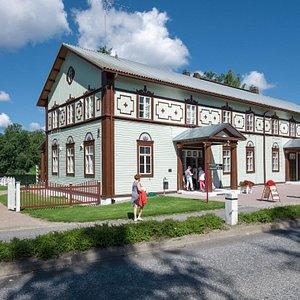 Art Centre Salmela main building