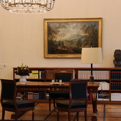 office of the German president
