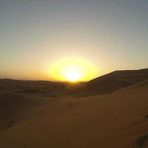 amazing dawn