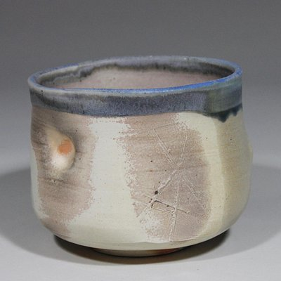 Chawan style tea bowl for Japanese tea service.