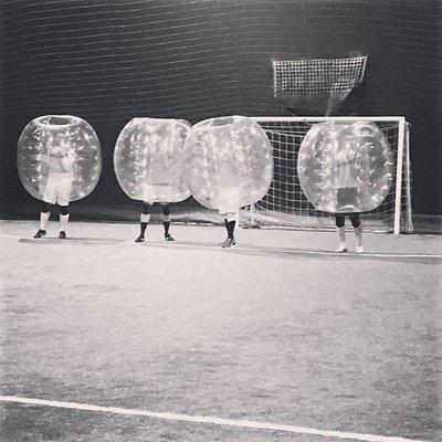 Schieramento per il calcio d'inizio