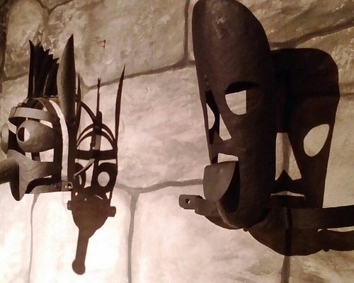 Exhibition of torture devices