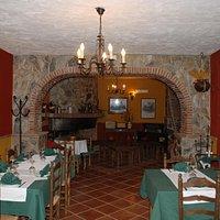 Interior Mesón Molino Jabonero