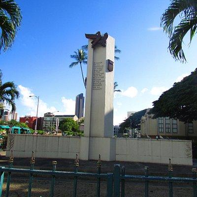 Honolulu World War II Memorial