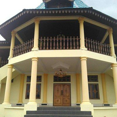 Kadaton Kesultanan Tidore
