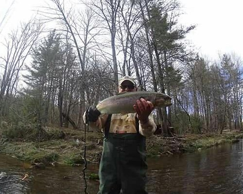 The finest private water fly fishing guide service in the high country of North Carolina.