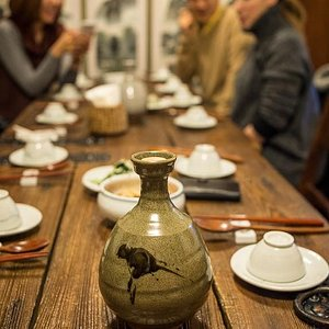 Enjoy some of the best makgeolli Korea has to offer