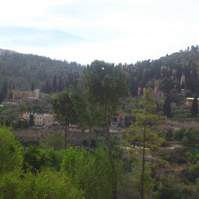 Ein Karem, the village and Moscovita church