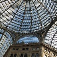 More Galleria Umberto. It is MASSIVE!