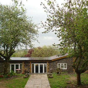 Set in a quite rural area, on the doorstep of London is our lovely Russian Banya