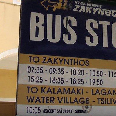 KTEL Zakynthou