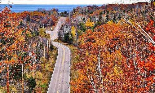 Fall in the Keweenaw is a spectacular site!