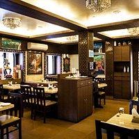 Govinda's Restaurant Interior
