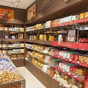 Lindt Chocolate Shop assortment