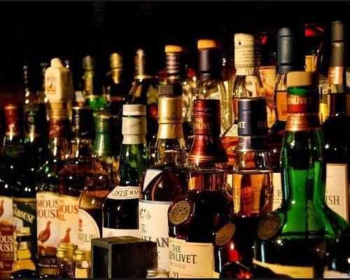 450 bottles of Whiskey