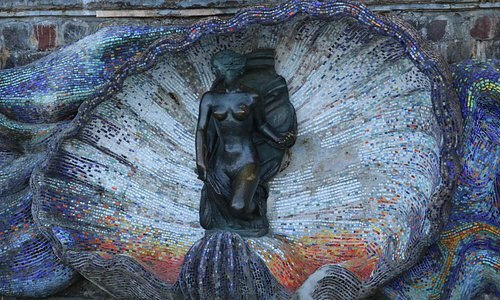 Скульптура Нимфа