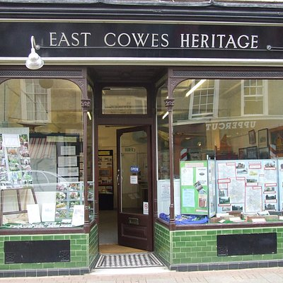Exhibiting the fascinating history of East Cowes and masses of research material