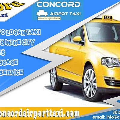 Concord Airport Taxi and Car Service