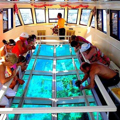 Glass Boat