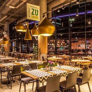 Restaurant. Design. Architecture