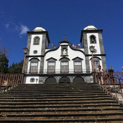 L'église de Notre Dame de Monte