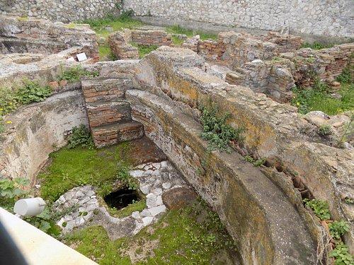 Vasca Caledarium