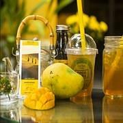 House's special Mango Iced Tea
