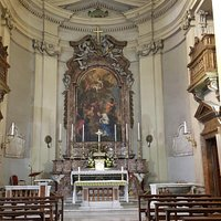 the apse