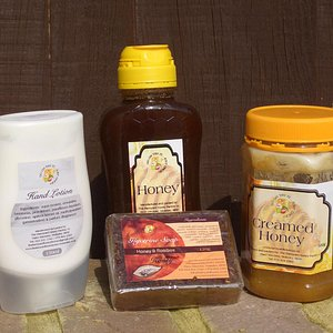 Some of the products available