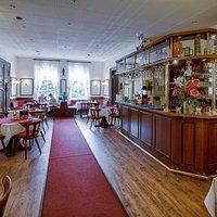 Restaurant Seeschlösschen - Innenansicht