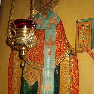 Orthodox skyddshelgon