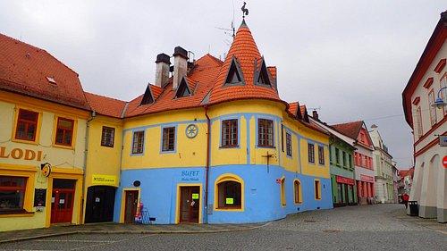 Dům U Modré Hvězdy