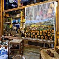 Taller textil Mercedes Carrascosa
