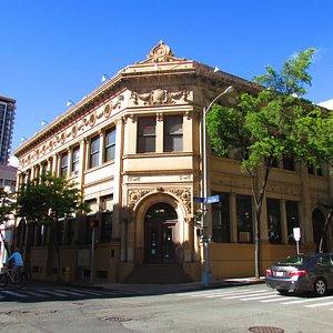 prédio histórico